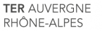 REGION - TER Auvergne-Rhône-Alpes